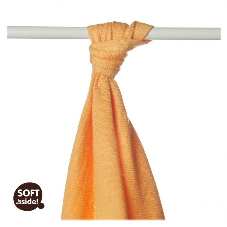 Bambusov� osu�ka 90x100cm oran�ov�