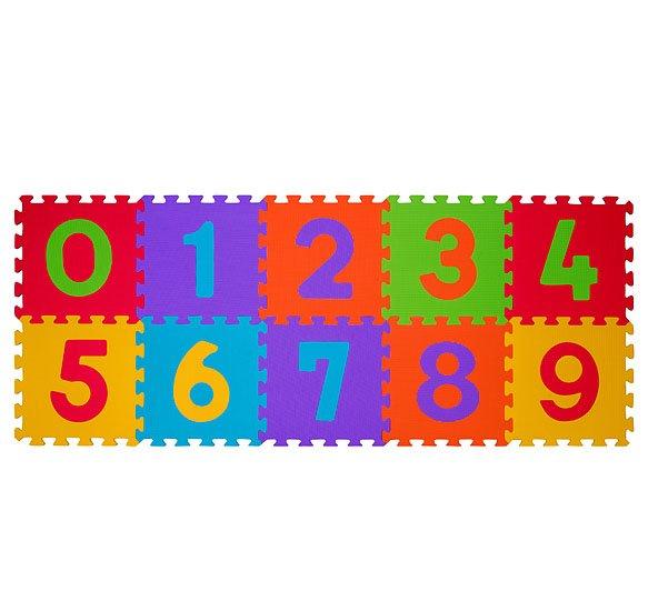 Penov� puzzle ��sla 10 ks