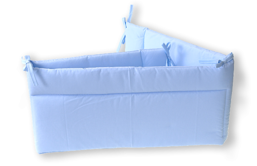 Ochrann� bavln�n� mantinel do post�lky 170x27 cm
