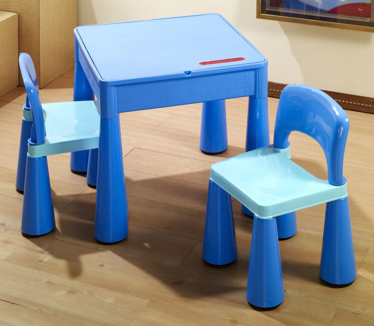 Detsk� sada stol�ek a dve stoli�ky Mamut