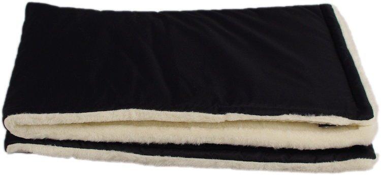 �ierna zimn� deka merino