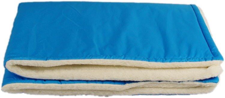 Tyrkysov� Zimn� deka merino