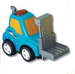 Stavebn� plastov� aut��ko ve�k�