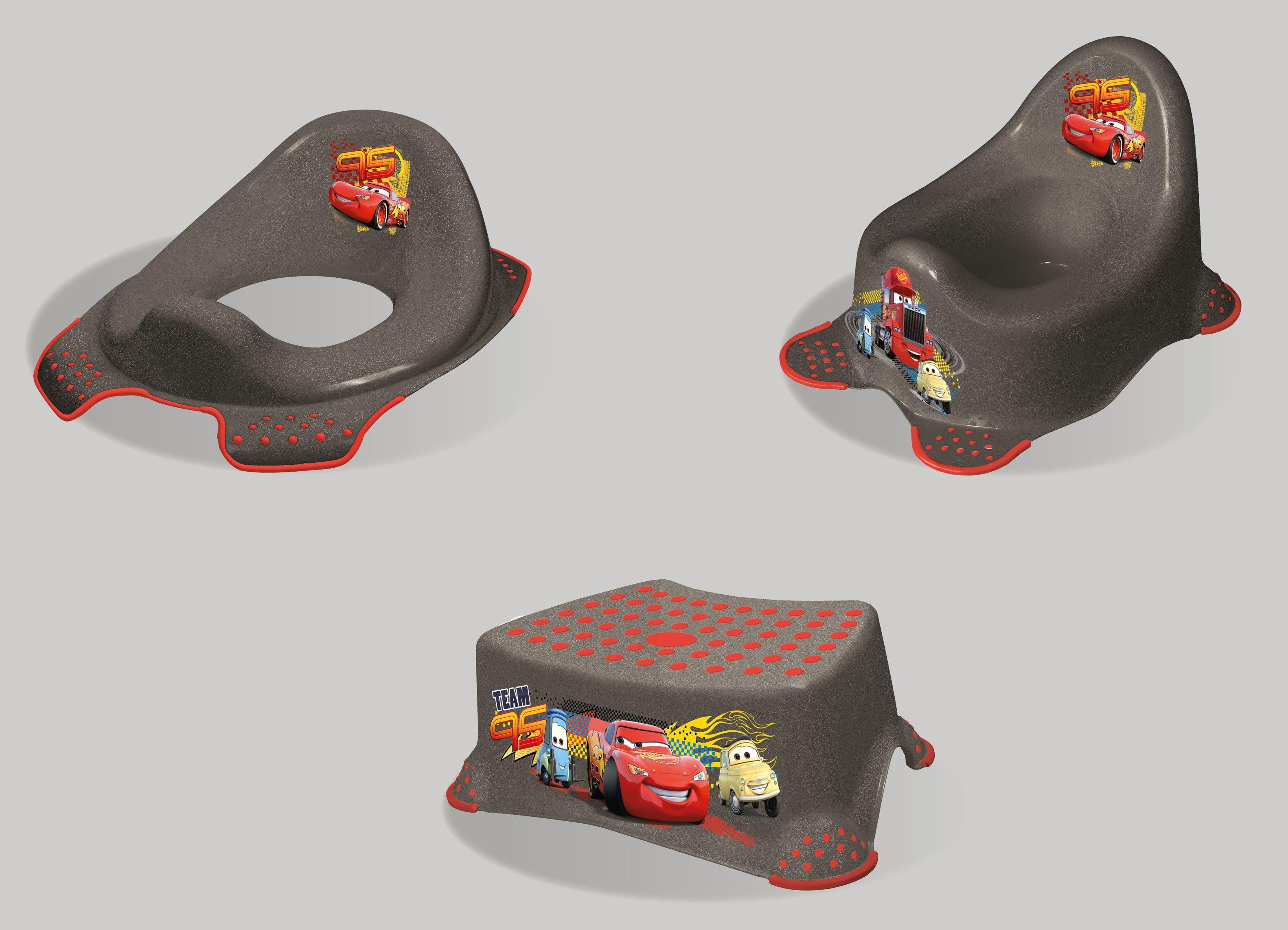 Hygienick� set no�n�k + stoli�ka + redukcia na WC Cars