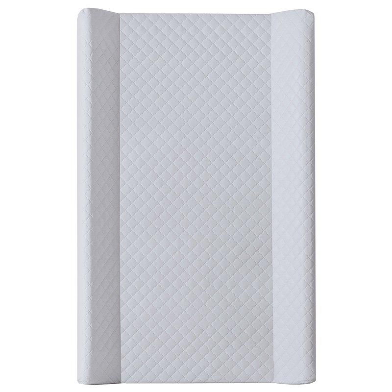 Preba�ovacia podlo�ka so zdvihnut�m okrajom tvrd� CARO premium line siv� 50x80 cm