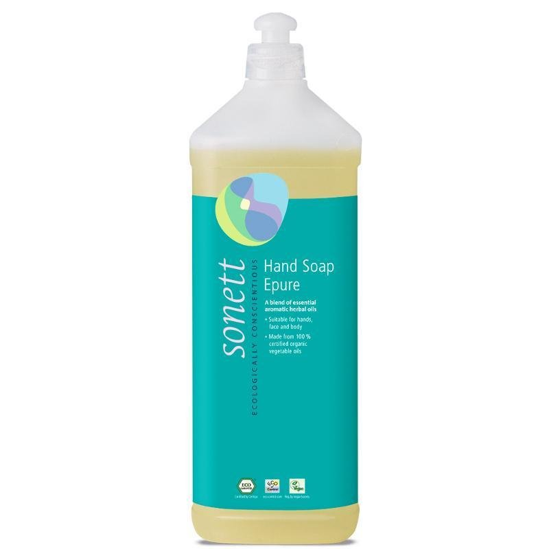 Tekut� mydlo na ruky - ru�a 300 ml