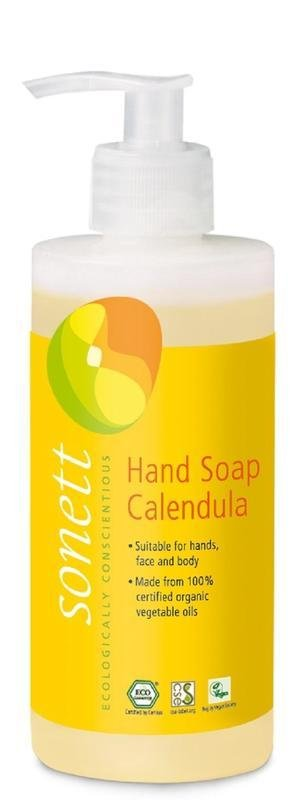 Tekut� mydlo na ruky - mesia�ik 300 ml