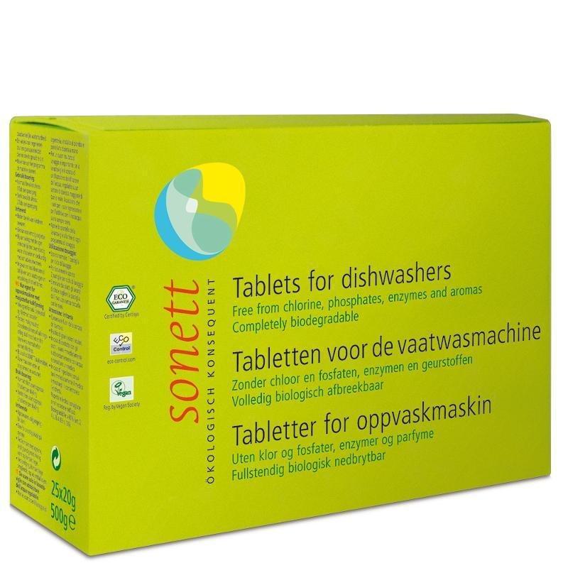 Tablety do um�va�ky 25 ks 500g