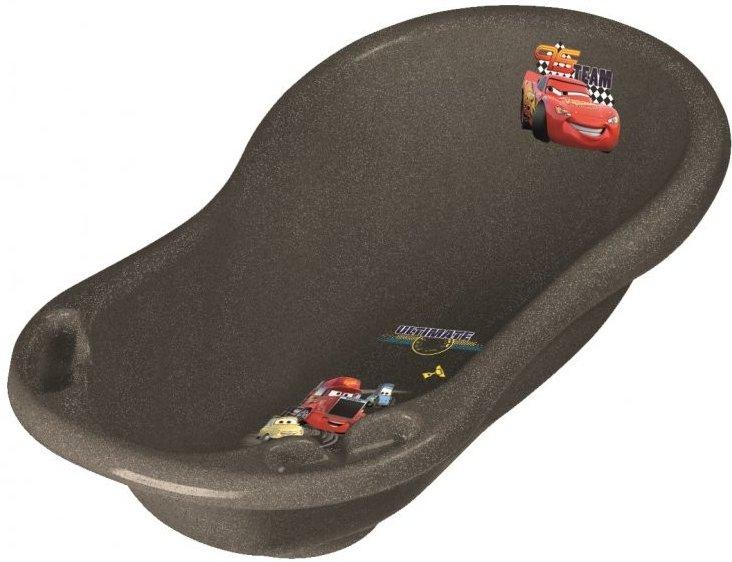 Detsk� vani�ka 84 cm s v�pus�ou Cars asfaltov�