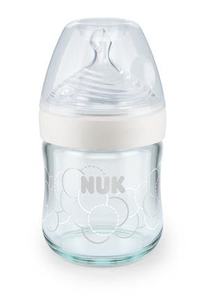 Doj�ensk� f�a�a Nature Sense sklenen� 120 ml silik�n 0-6 S