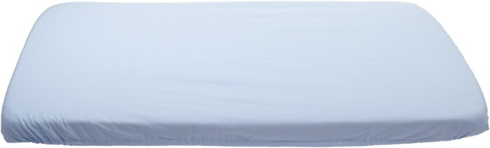 Modr� plachta bavlnen� pl�tno 70 x 140 cm