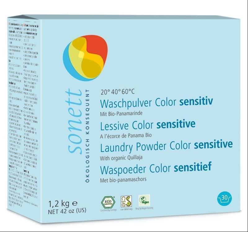 Sensitiv prac� pr�ok color 1200 g