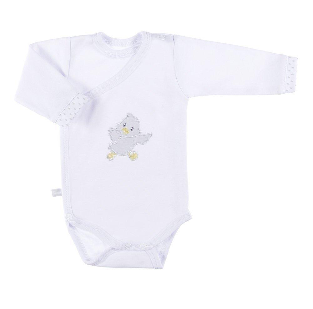 Body pro p�ed�asn� narozen� d�ti Newborn dl.ruk�v b�l� vel.50