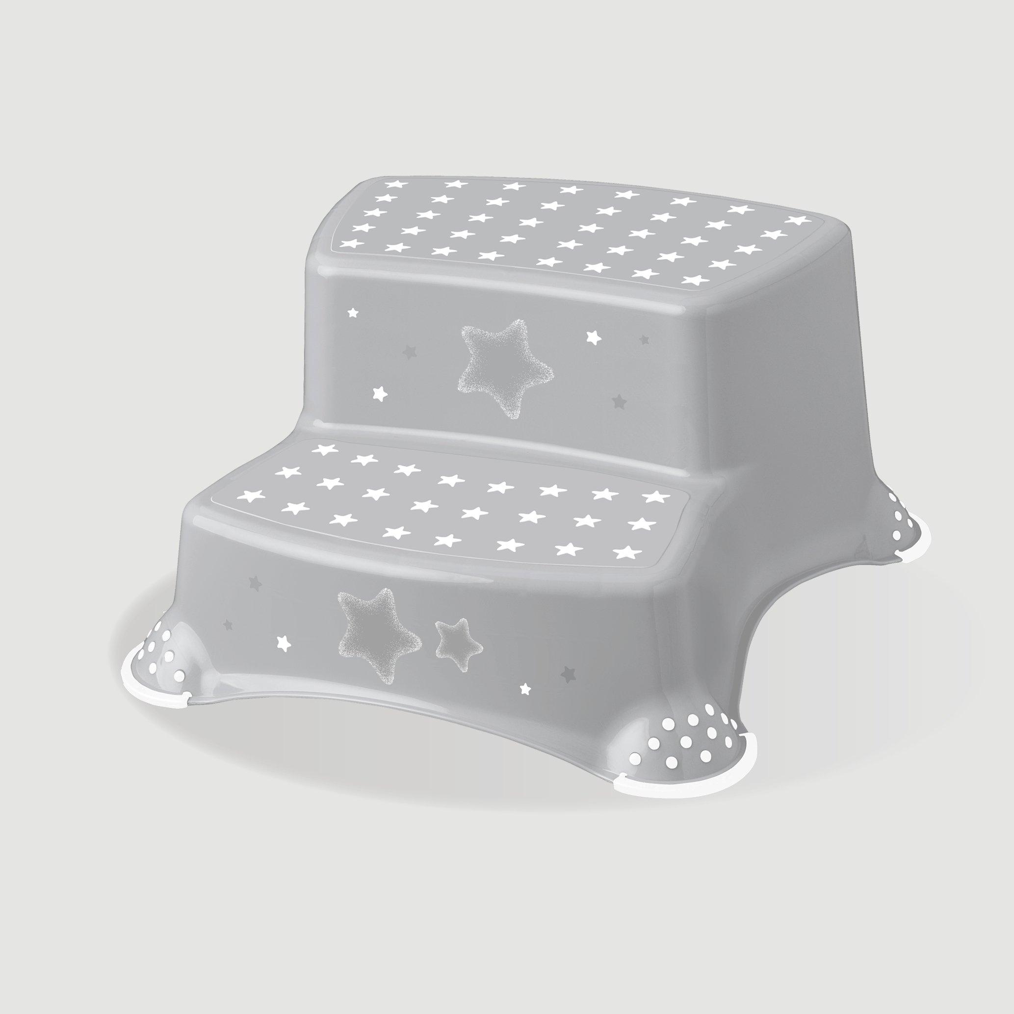 Proti�mykov� stupienok stoli�ka dvojstup�ov� stars �ed�