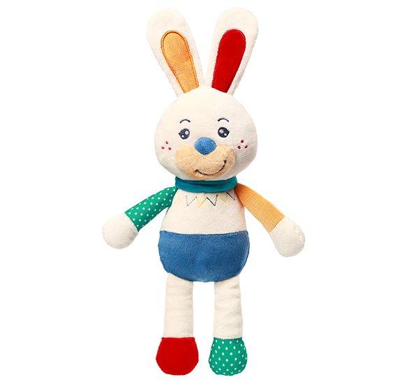 Ply�ov� hra�ka s hrk�lkou kr�lik Jerry