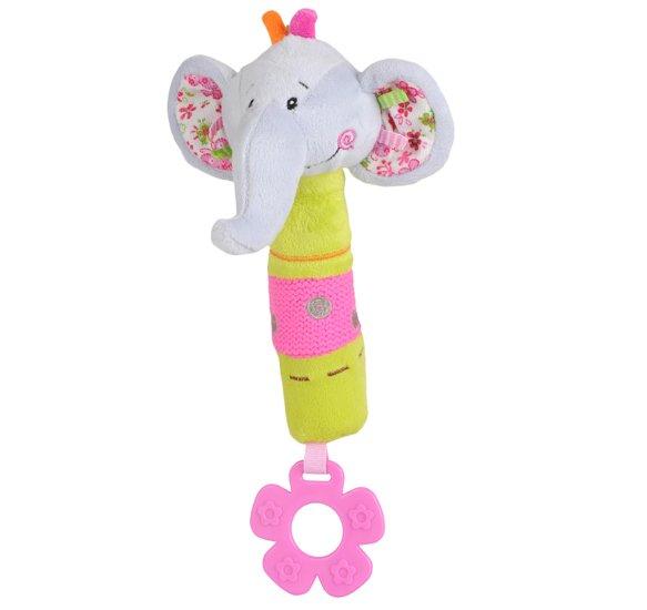 Ply�ov� hra�ka p�skacia slon