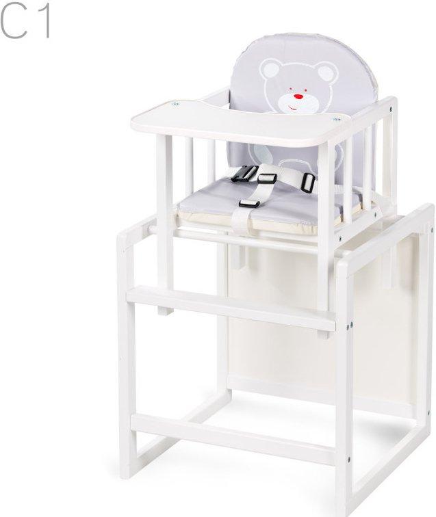 Jed�lensk� stoli�ka AGA biela