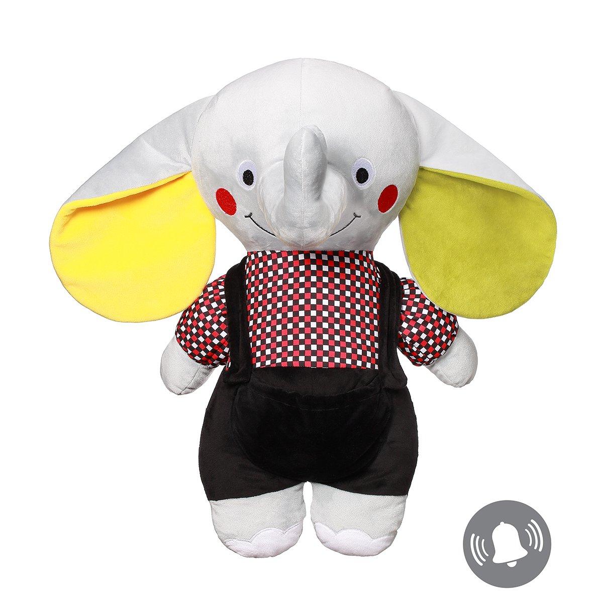 Ply�ov� hra�ka slon Andy Senior