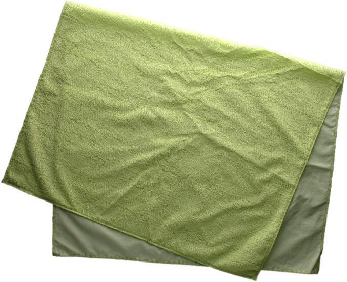Preba�ovacia podlo�ka zelen� 50x80 cm