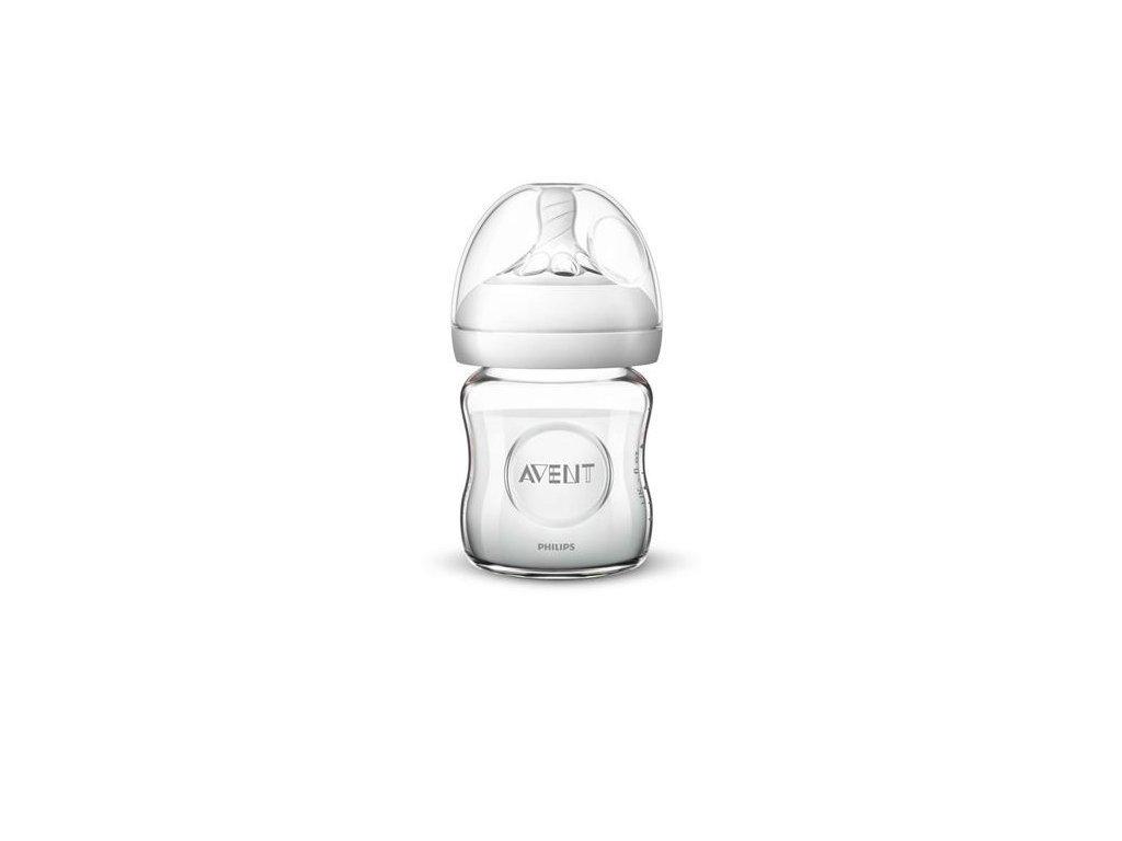 Doj�ensk� f�a�a sklenen� Natural Glass 120 ml