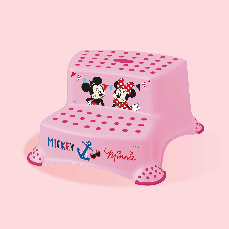 Proti�mykov� stupienok stoli�ka dvojstup�ov� Minnie