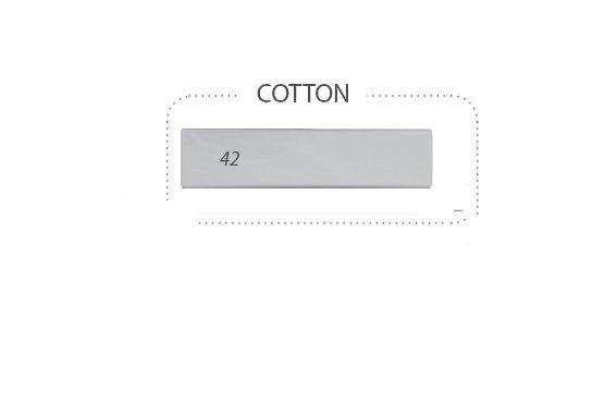 Plachta nepremokav� bavlna 120x60 cm �ed�-popol