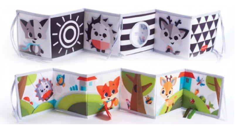 Skladacia detsk� kni�ka interakt�vna hra na l�ke