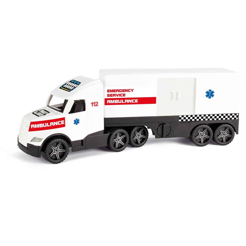 �aha� Magic Truck ACTION ambulancia