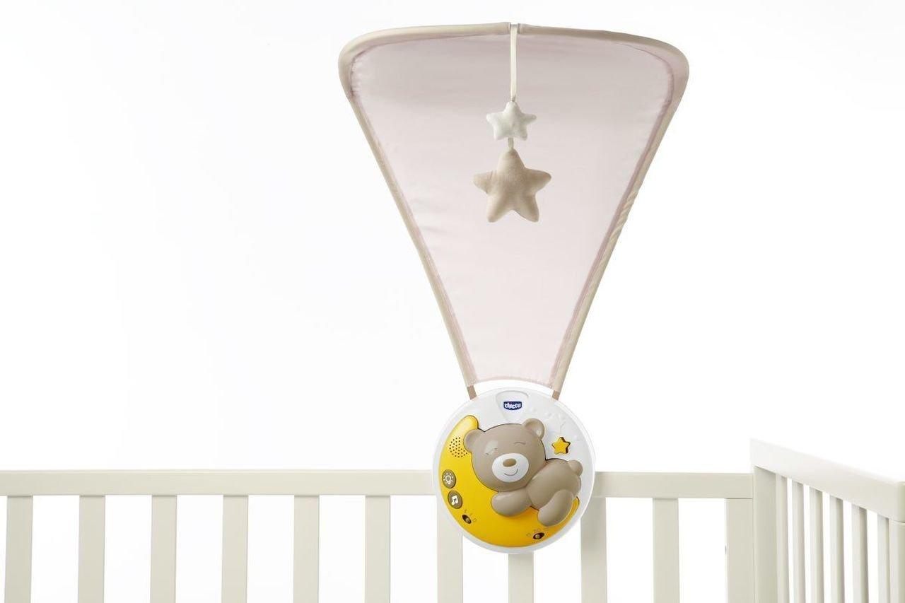 Projektor s baldach�mem Next 2 Moon �ed�