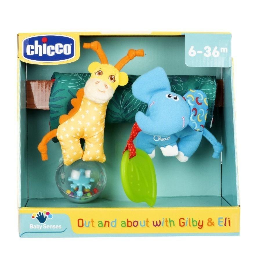 Z�vesn� hra�ka do ko��rku na madlo Gilby i Eli