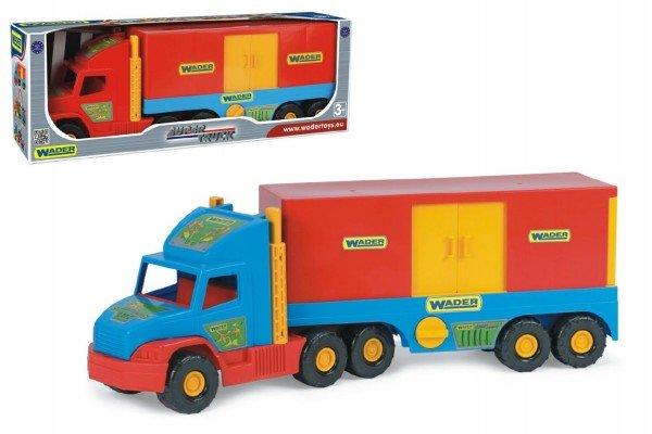 Truck s kontejnerem 36510