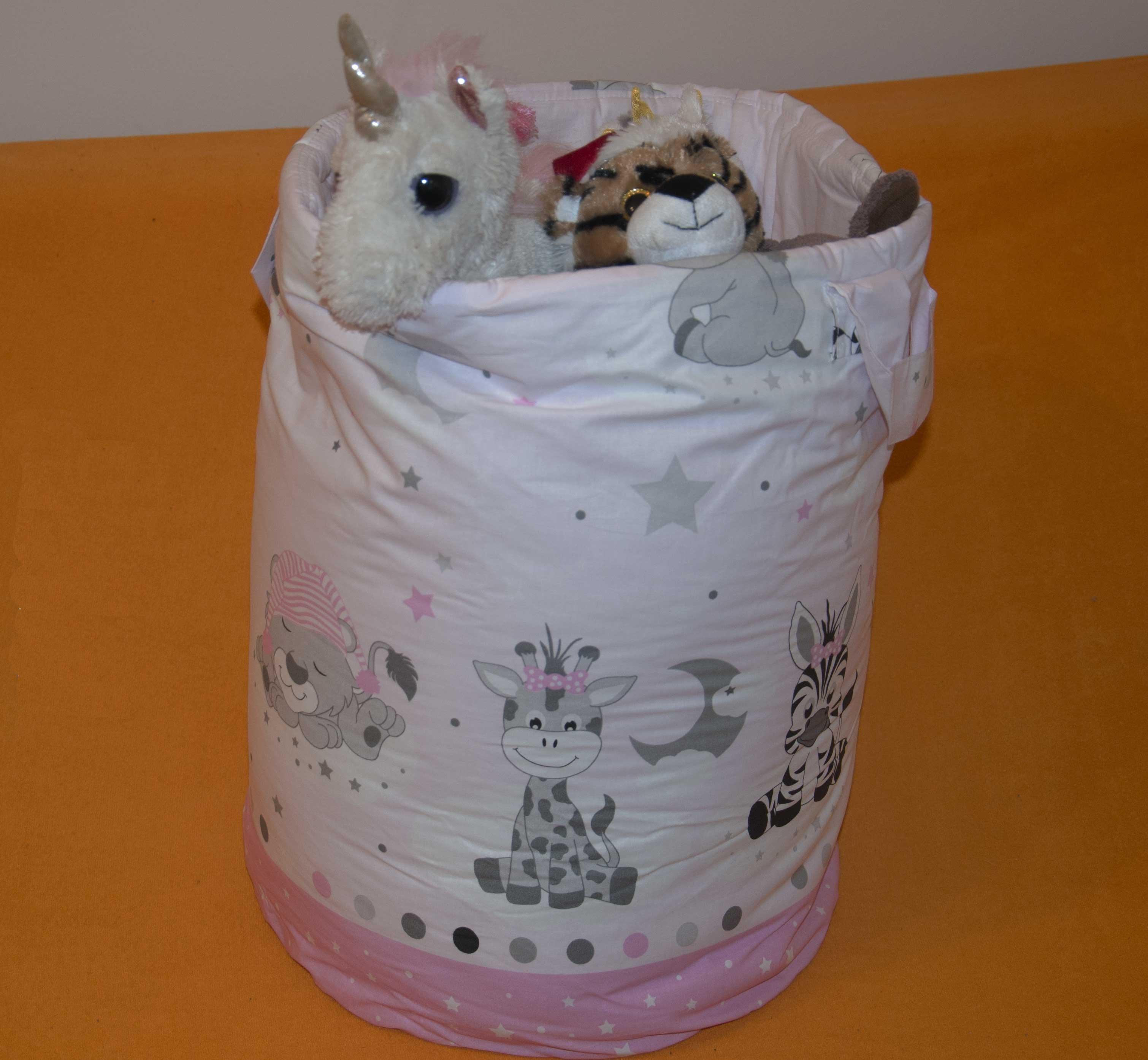 Bavln�n� ko� - ta�ka - na hra�ky Zv���tka r��ov�