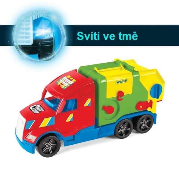 Magic Truck smetiarske vozidlo kontajner