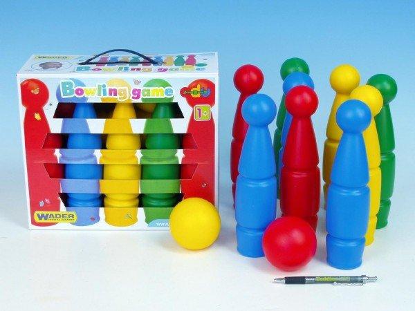 Ku�elky v krabici Bowling 80020