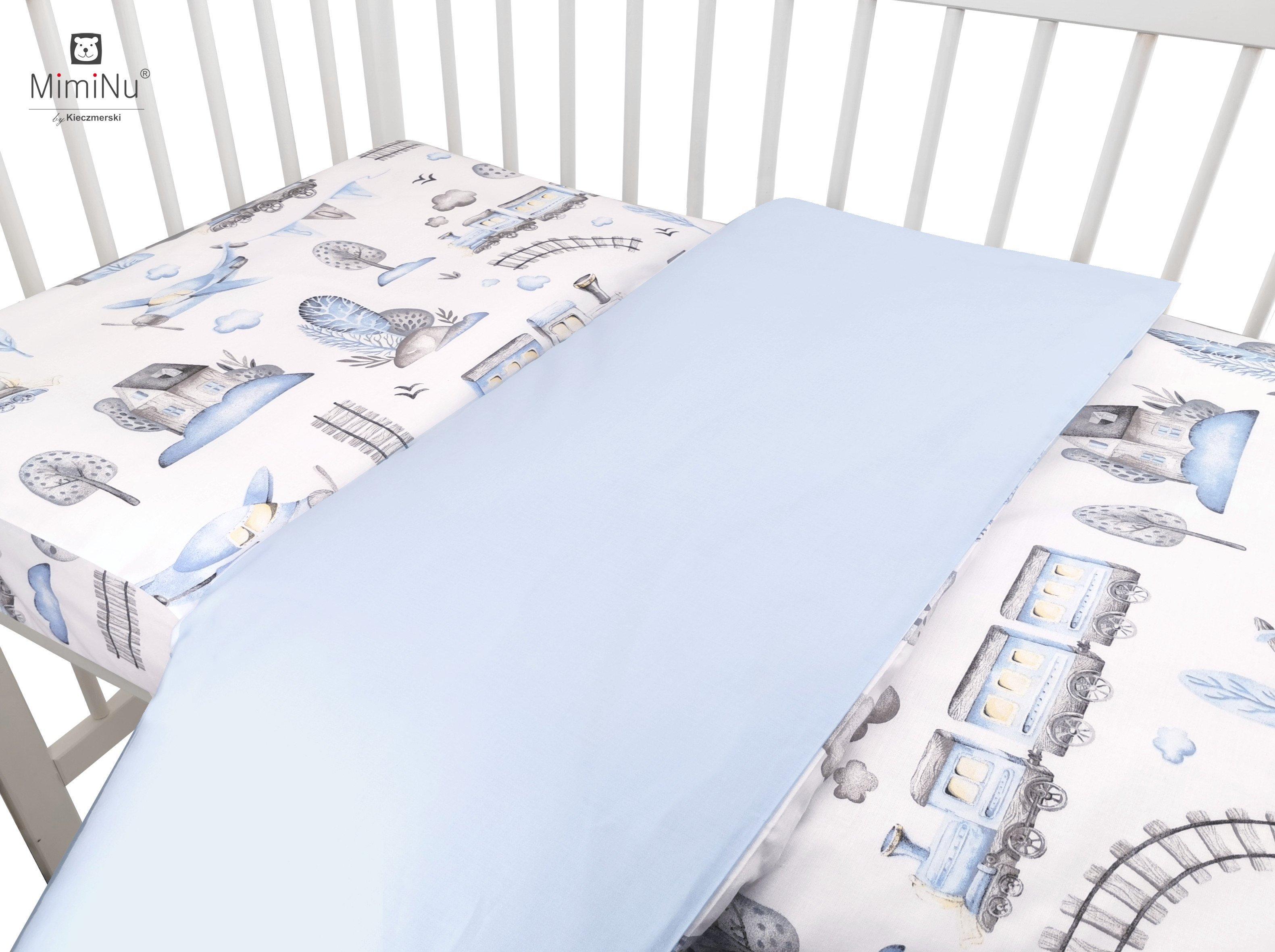 Bavlnen� oblie�ky do postie�ky 90x120 cm 2 diely Chlap�ensk� svet