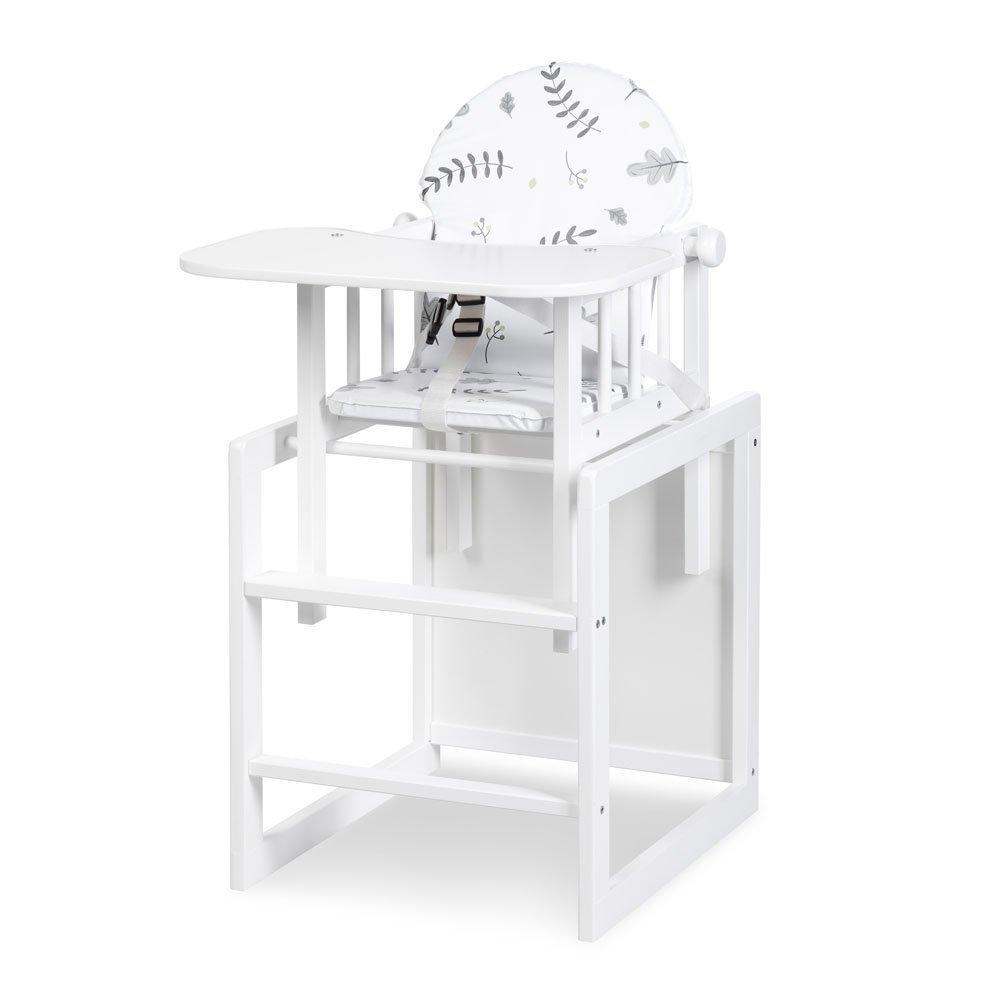 Jed�lensk� stoli�ka Dreven� LILY biela