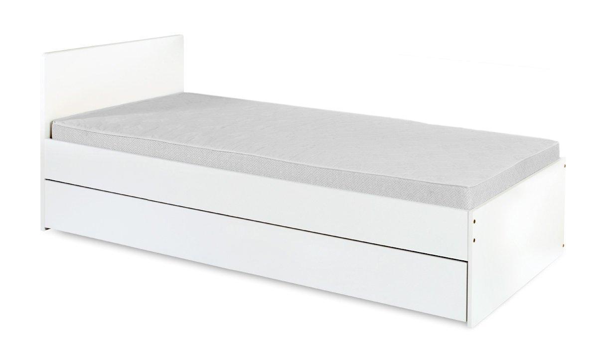 Detsk� poste� Dalia so z�suvkou 180x80 cm biela