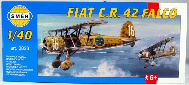 Model Fiat C.R. 42 FALCO 20