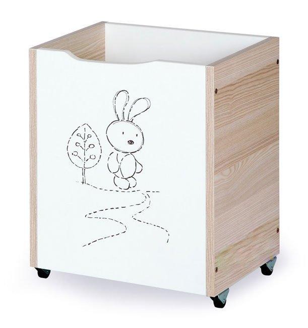 Dreven� box na hra�ky Safari zaja�ik