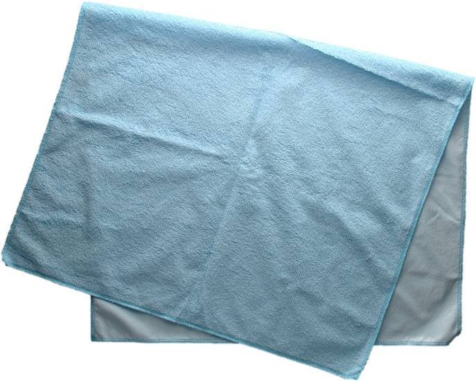 Preba�ovacia podlo�ka 50x80 cm modr�