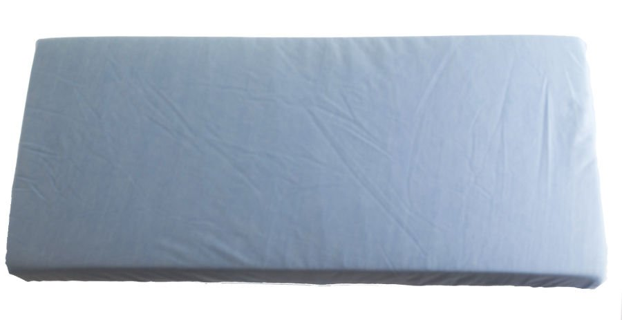 2v1 Modr� plachta a chr�ni� matraca 80x200cm