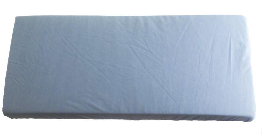 2v1 Modr� plachta a chr�ni� matraca 90x200cm