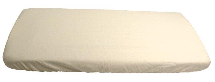 Flanelov� plachta biela 70 x 160 cm