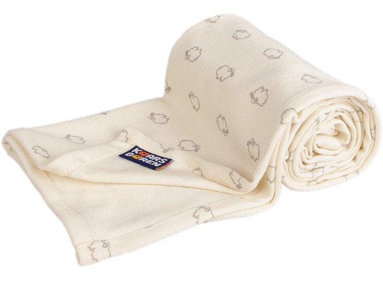 Letn� deka z biobavlny bar�nkovia - zv��i� obr�zok