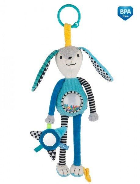 Ply�ov� hra�ka s chrast�tkem a zrc�tkem Zaj��ek - zv��i� obr�zok