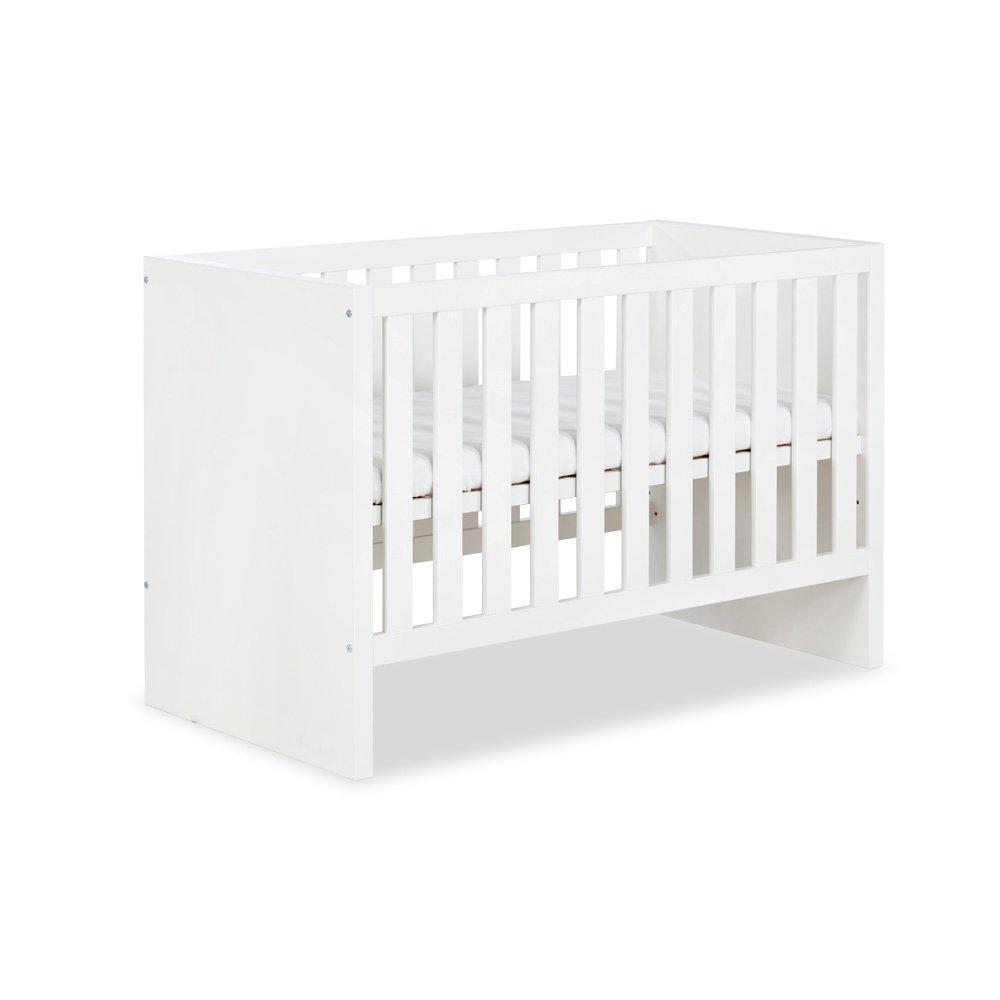 Detsk� postie�ka Am�lie 120x60 cm biela - zv��i� obr�zok