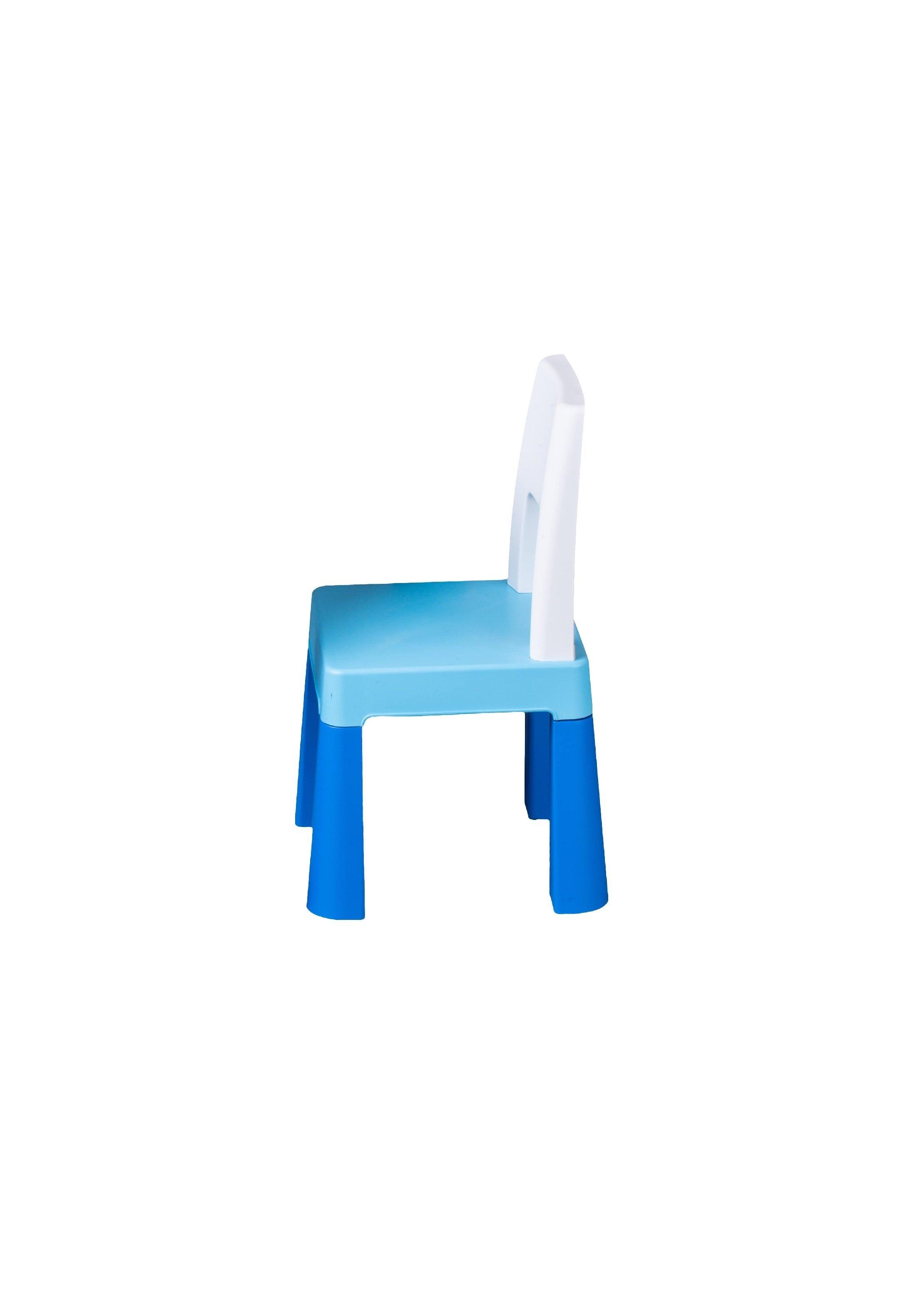 �idli�ka ke stole�ku multifun modr� - zv��i� obr�zok