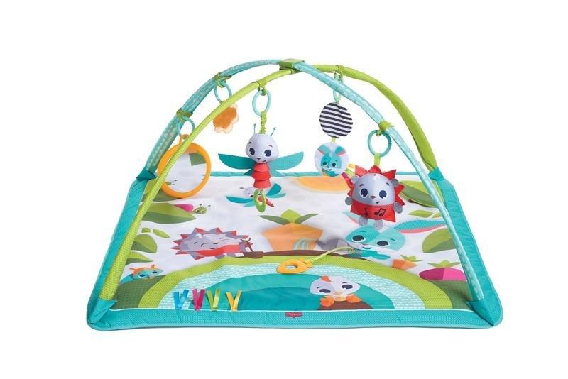 Hracia deka s hrazdou Meadow Days Sunny Day - zv��i� obr�zok