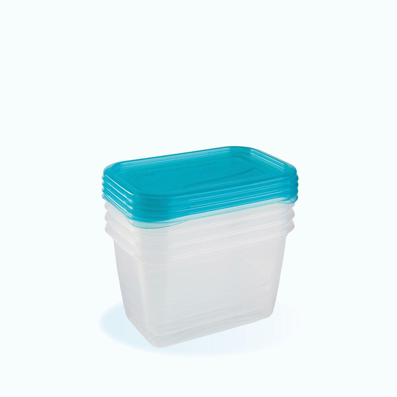Plastov� �katu�ky Fredo 0.75 litra 4 ks - zv��i� obr�zok