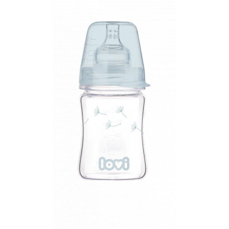 Kojeneck� lahev sklen�n� 150ml BOTANIC - zv��i� obr�zok
